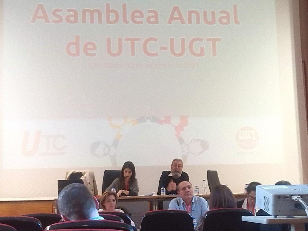 Asamblea Anual UTC