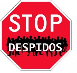 stop despidos